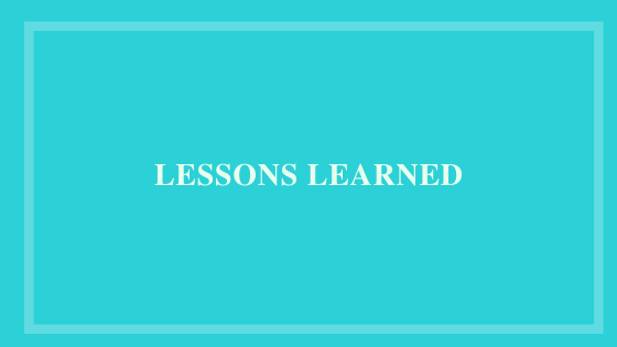 Lessons Learned: Women In Difficult Relationships: Fight For Your Life and Emerge a Champion